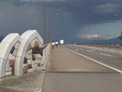 現在の開国橋