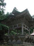A高尾穂見神社神楽殿